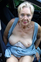 70 old granny