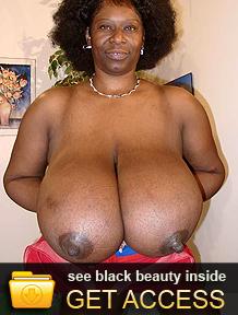 Tits big black opinion