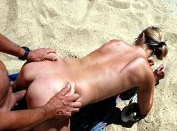 outdoor older threesome