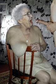 Granny Ass Hot Grandma