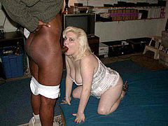 Hardcore amateur interracial