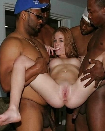 Images group interracial sex