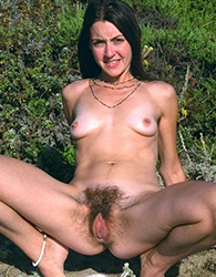 SEE MY HAIRY PUSSY