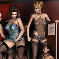 Glamour Mature Pantyhose Femdom Facesitting 13